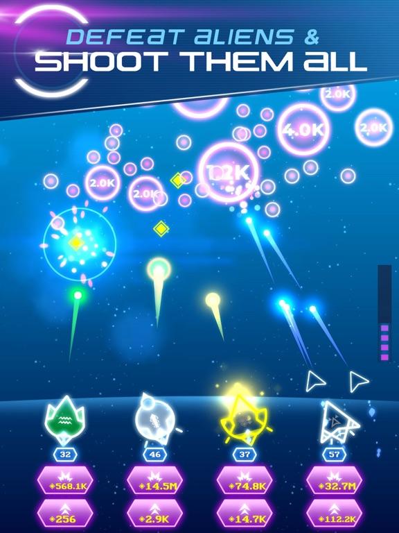 Non-Stop Space Defense screenshot 5