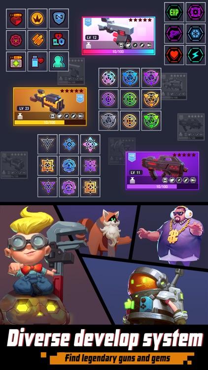 Rogue Gunner:The Digital War screenshot-3