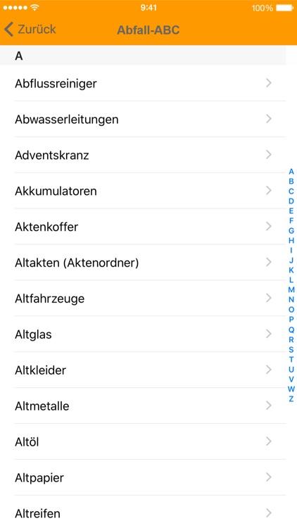 AWB Rastatt screenshot-4