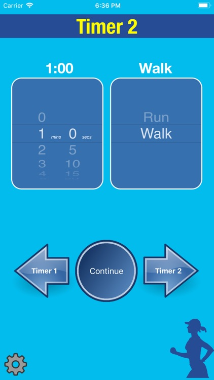 Run Walk Intervals