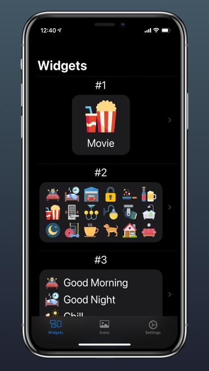 HomeWidget for HomeKit screenshot-7