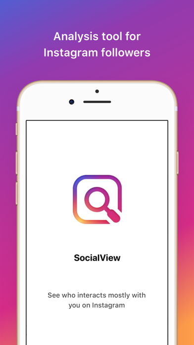 SocialView for Instagram Screenshot