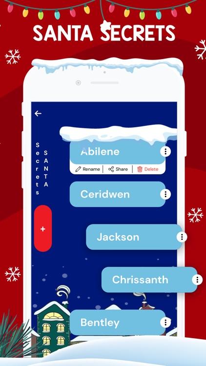Santa Tracker - Track Santa Us screenshot-6