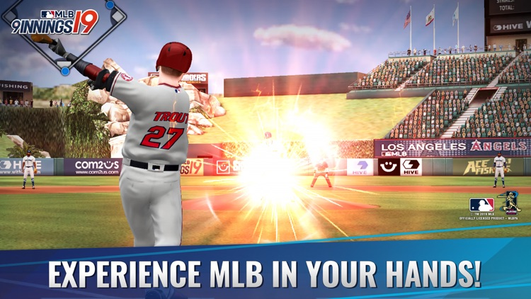 MLB 9 Innings 19 screenshot-1