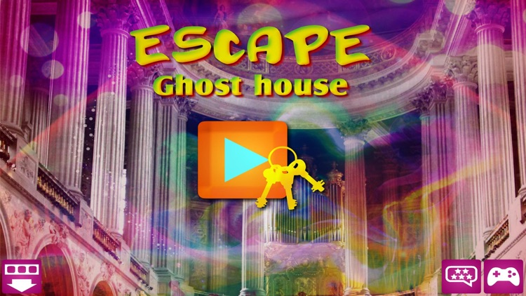Escape Ghost house