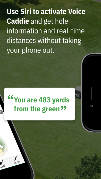 Golfshot Plus review screenshots