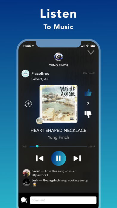 messages.download Geojam: Social Media for Music software