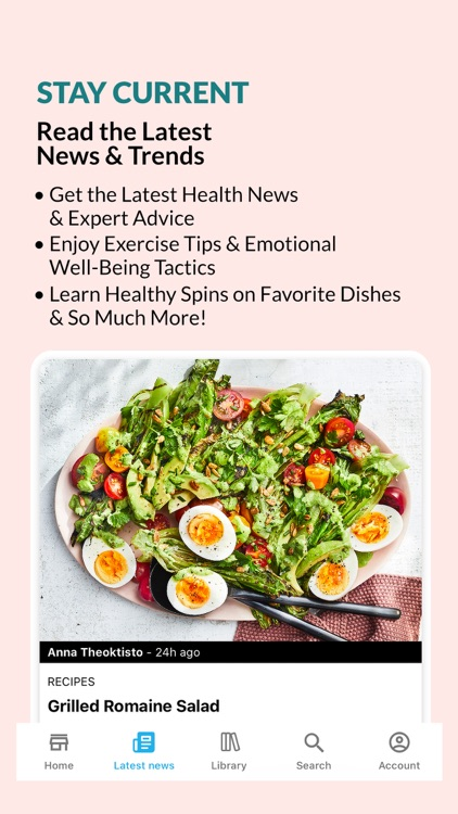 Health Magazine screenshot-3