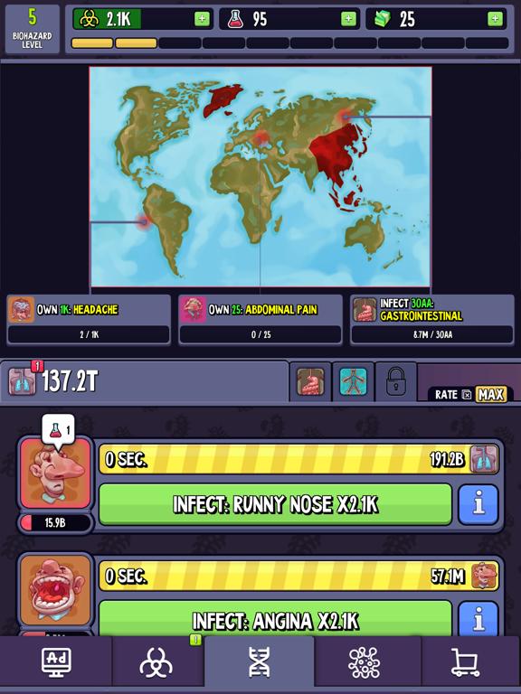 Idle Infection screenshot 13