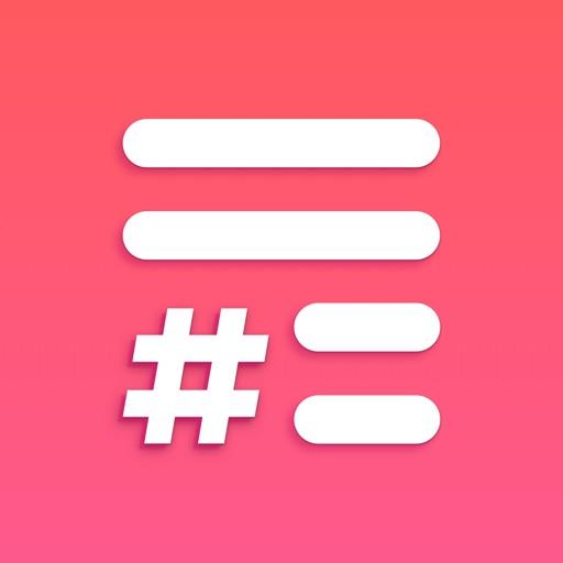 Caption Hashtags for Instagram