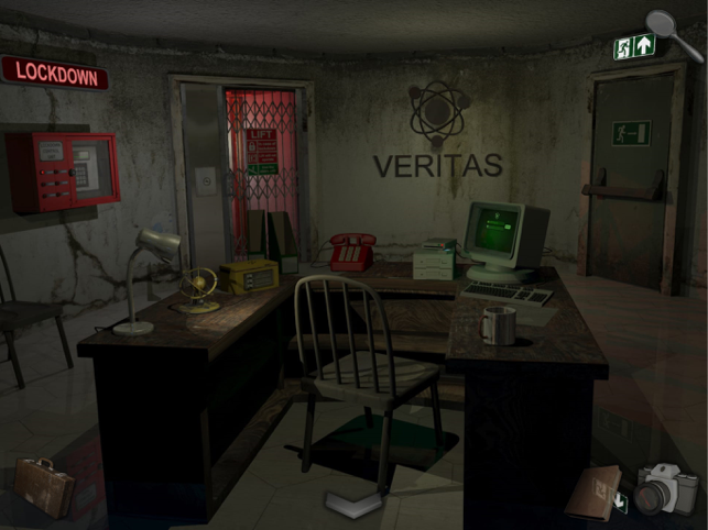 ‎Veritas Screenshot