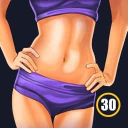 Flat tummy app: Lose belly fat