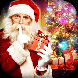 Santa In Photos, Video Maker