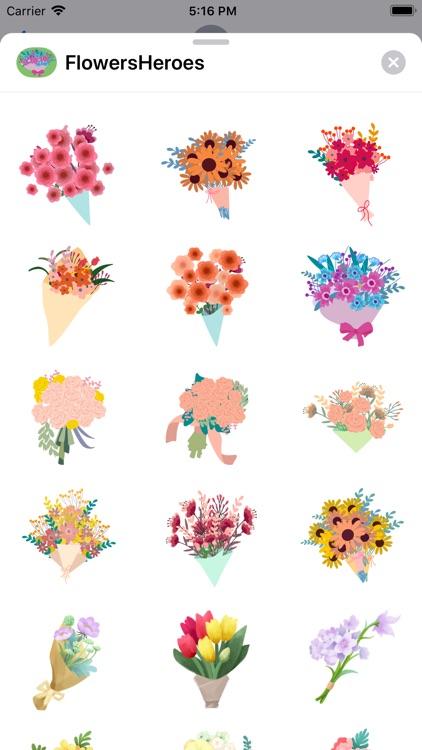 FlowersHeroes