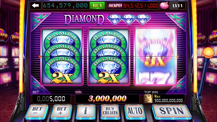 Classic Casino Slots Games screenshot-3