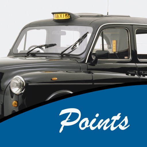 Taxi Points Knowledge Test