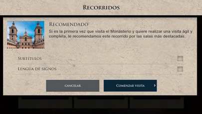 Monasterio El EscorialCaptura de pantalla de4