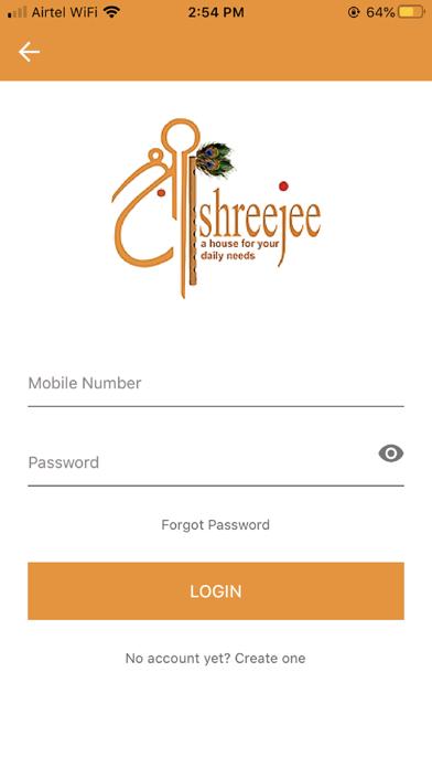 Shree Jee Food screenshot 2