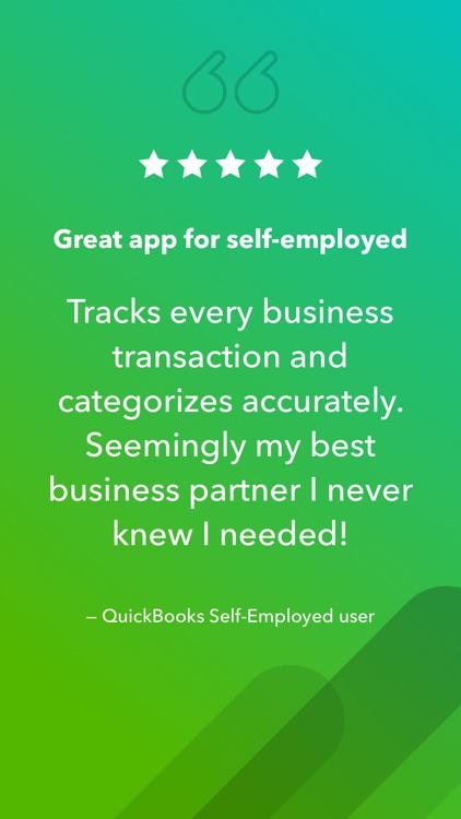 QuickBooks Self-Employed screenshot-6