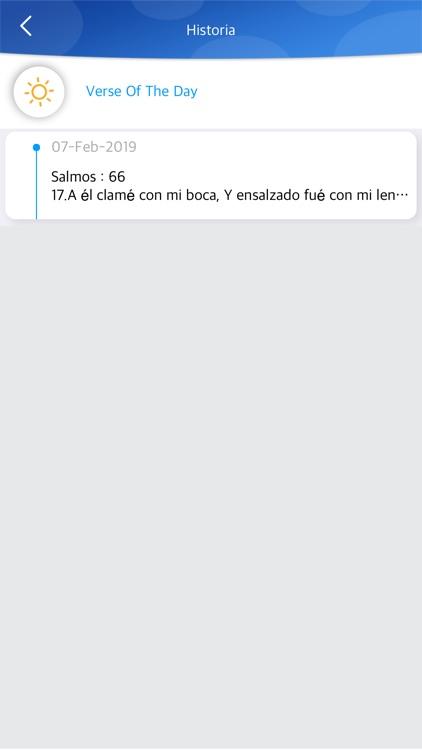 Spanish Bible Offline screenshot-6