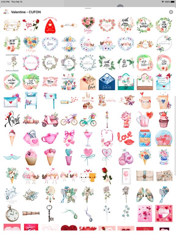 Valentine's Day - Custom Font screenshot 9