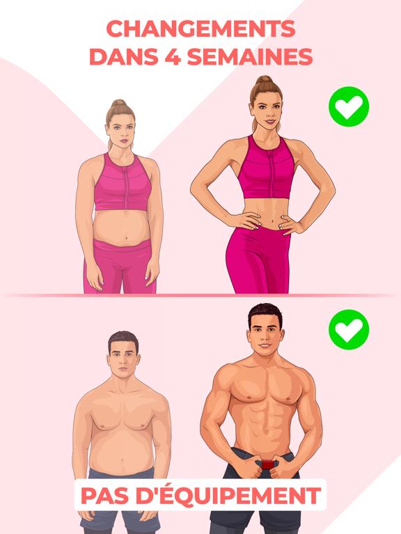 Perte de poids Fitness by Verv