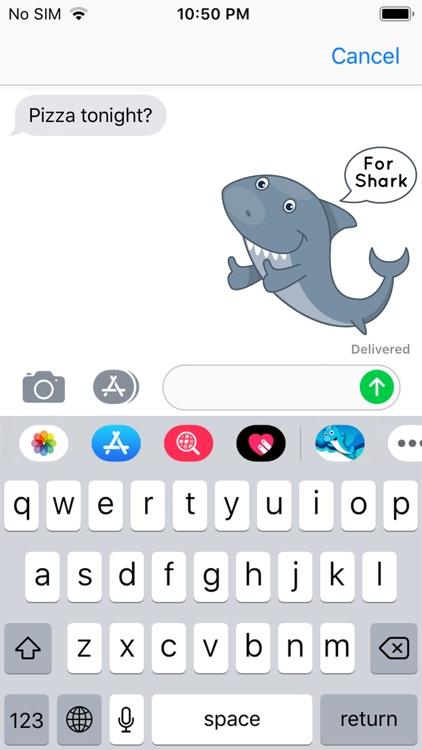 Dolphin Emojis screenshot-4
