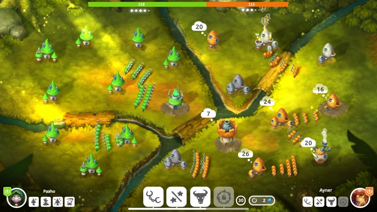 Mushroom Wars 2: TD & RTS Game screenshot-8