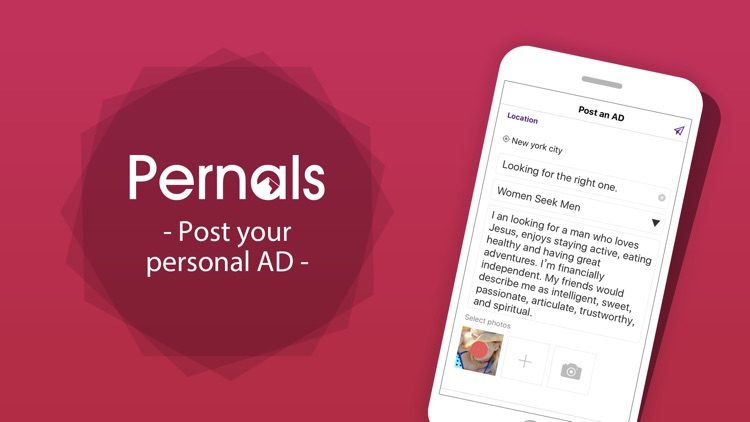 Pernals: Casual Hook Up Dating
