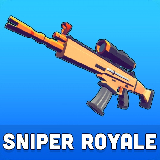 Sniper Royale: FPS shooter