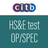 CITB - CITB Op/Spec HS&E test 2019 artwork