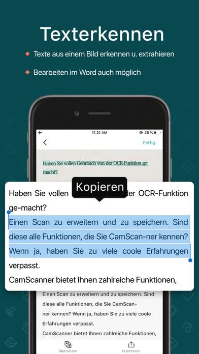 CamScanner: Dokumente scannenScreenshot von 3