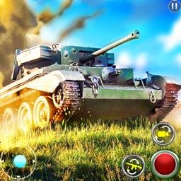 3D Tank Battle War
