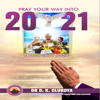 EMMANUEL OLURINDE - Pray Your Way Into 2021 アートワーク