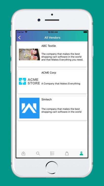 CS-Cart MultiVendor Mobile App