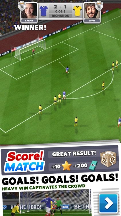 Score! Match screenshot-0
