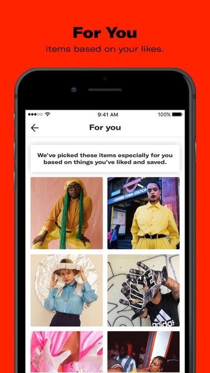 Depop - Fashion Marketplace screenshot-8