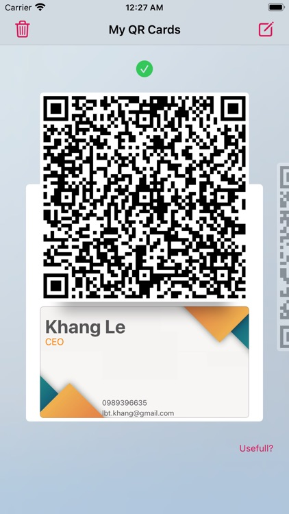 Contactless Business Card Pro screenshot-5