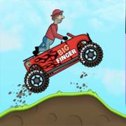 登山赛车:越野车模拟驾驶