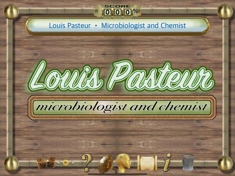 Louis Pasteur by Ventura screenshot-0