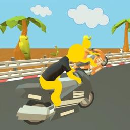 Motorcycle Race-Highway Rider