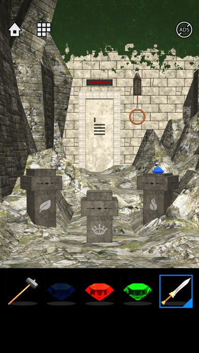 脱出ゲーム Lost DOOORS screenshot1