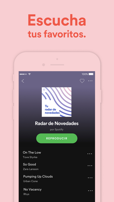 download Spotify: música y podcasts apps 3