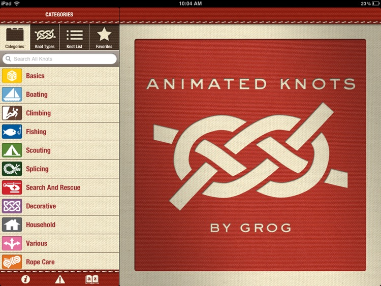 Animated Knots by Grog HD