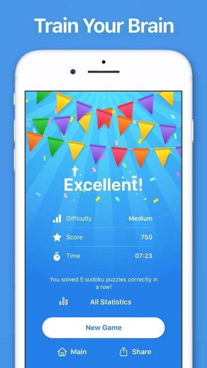 Sudoku.com - Sudoku Puzzle screenshot-7