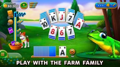 Solitaire Grand Harvest Screenshot