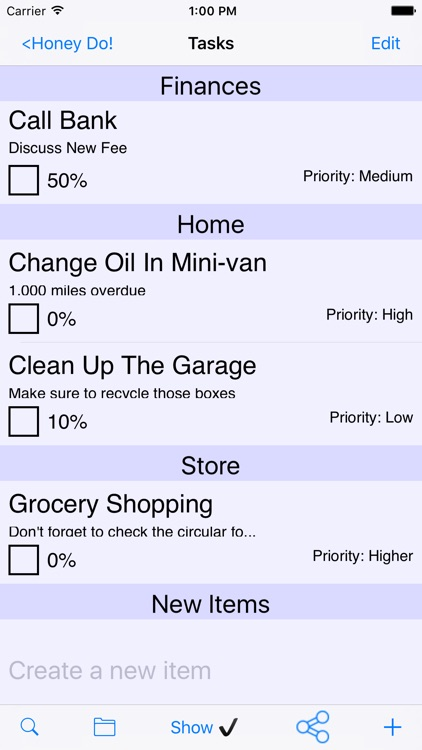 ShopIt - Grocery Shopping List screenshot-8
