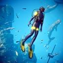 Raft Survival Underwater Games