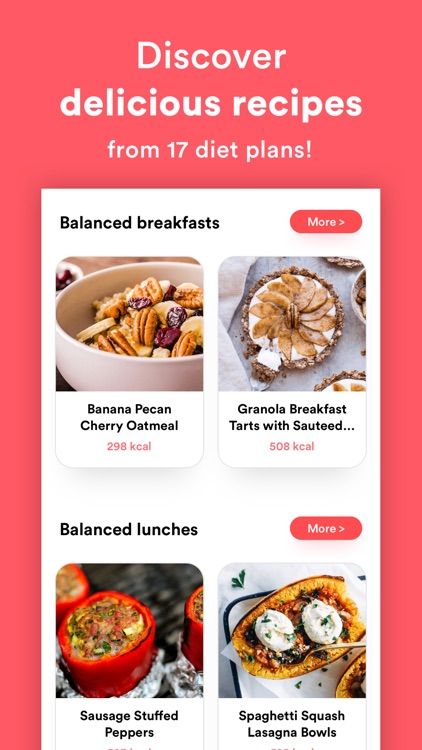 Meals - Healthy Meal Planner