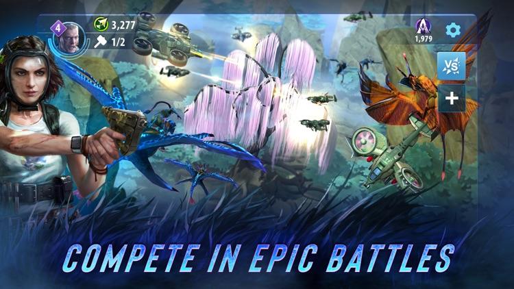 Avatar: Pandora Rising™ screenshot-6